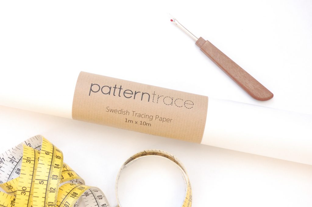 patterntrace, swedish tracing paper