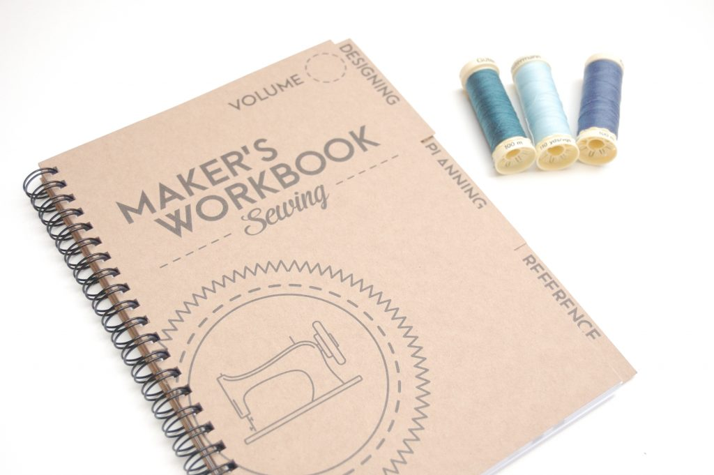 Maker's Workbook Sewing edition