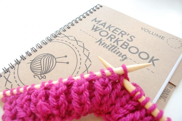 Knitting journal