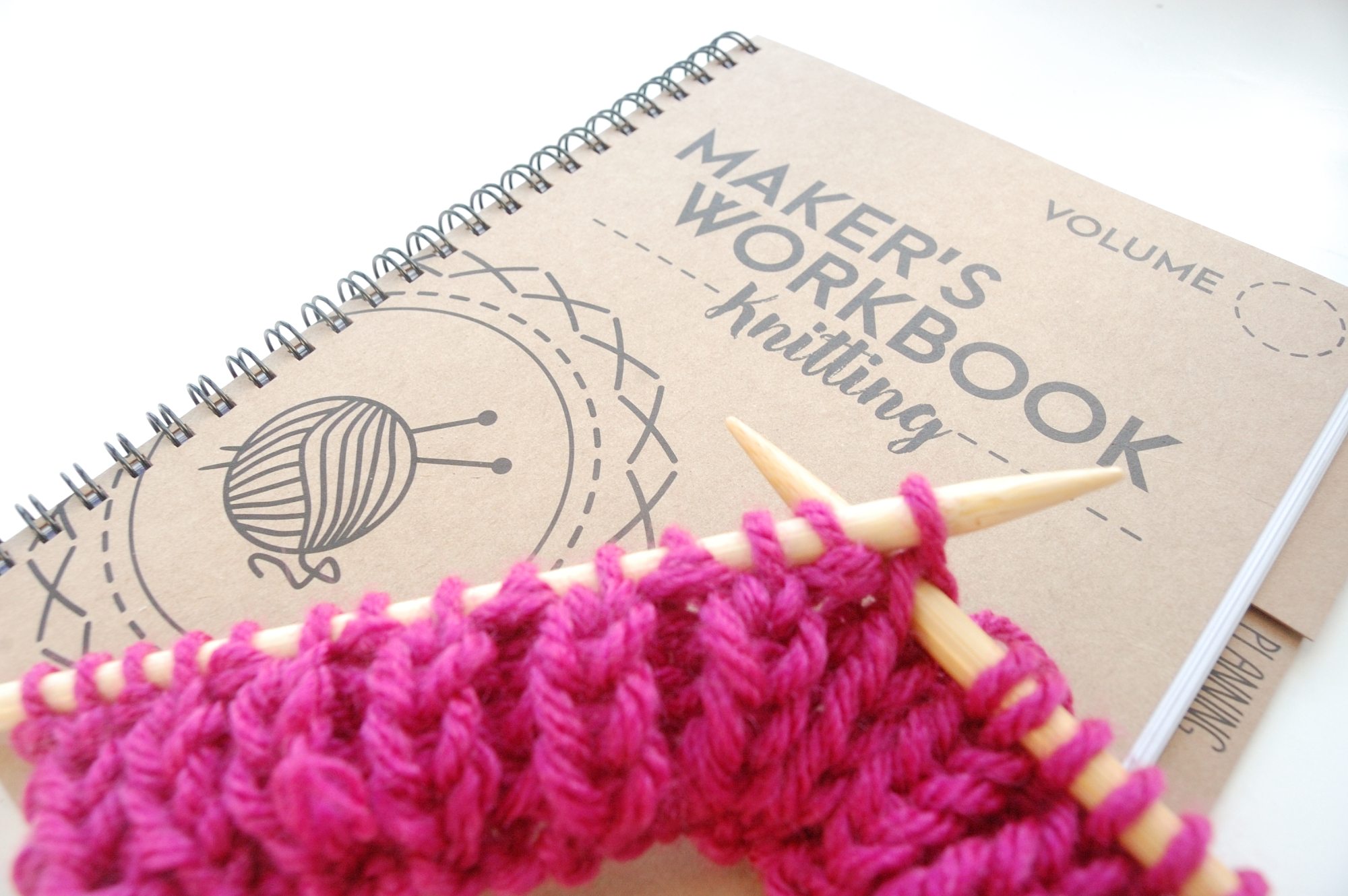 Wholesale knitting journals