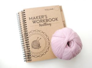 makers workbook knitting
