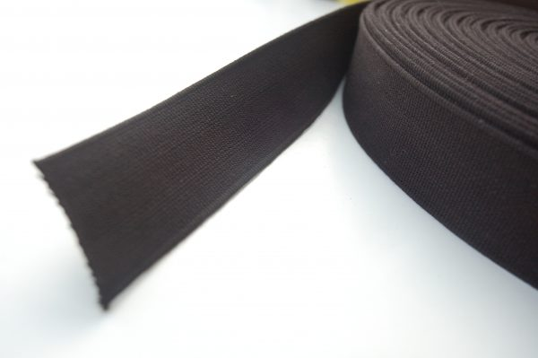 Cotton webbing for making bag straps