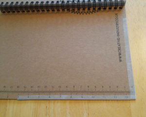 Log your sewing projects in this dressmaking journal