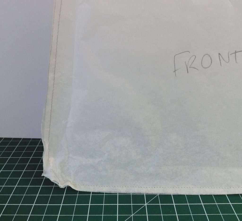 How to sew with Patterntrace - Swedish Tracing Paper