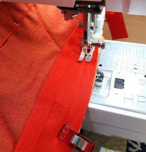 How to attach binding