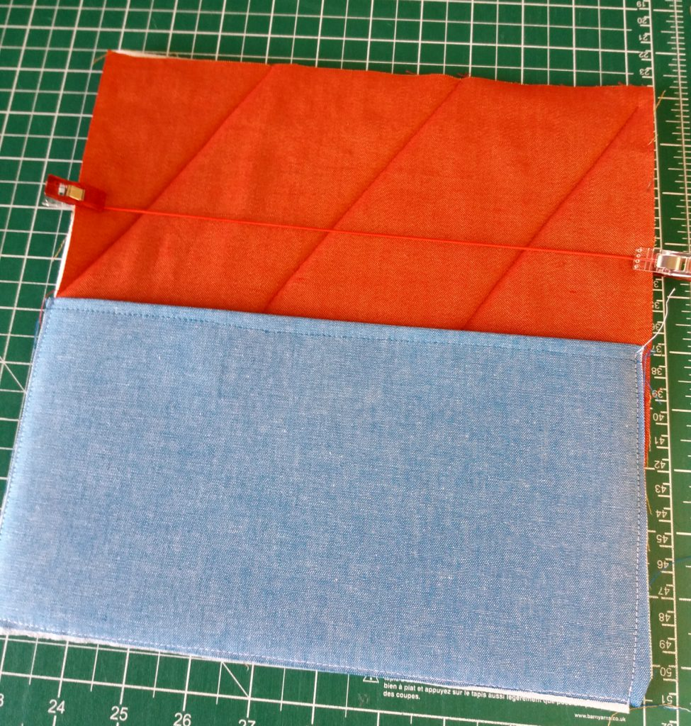 sewing bag project