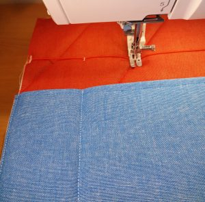 Project basket sewing tutorial