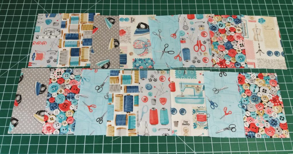 Scrappy project pouch tutorial
