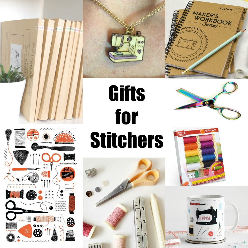 Gifts to buy for people who like sewing