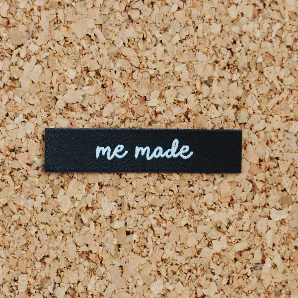 Me made label