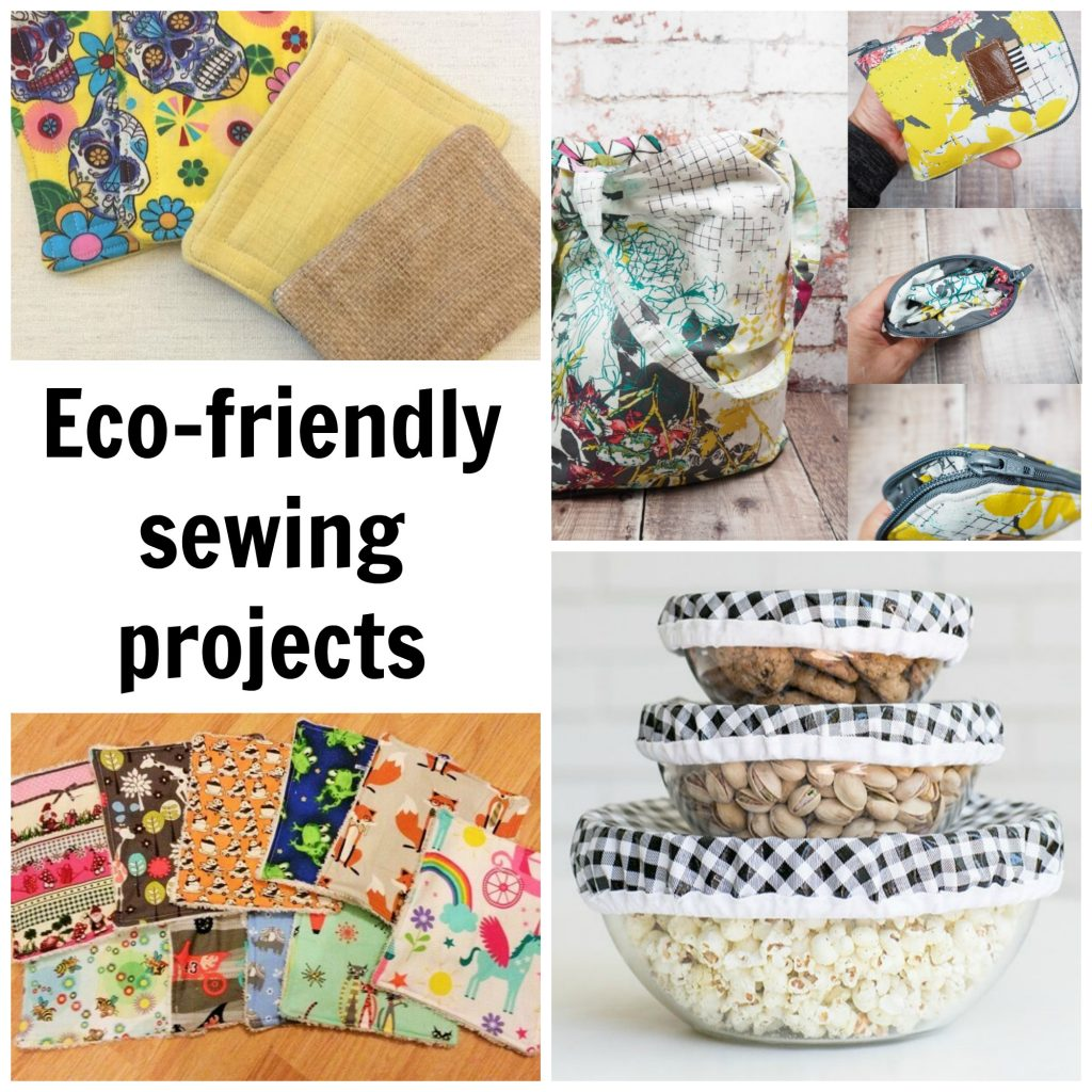 Eco-friendly sewing projects