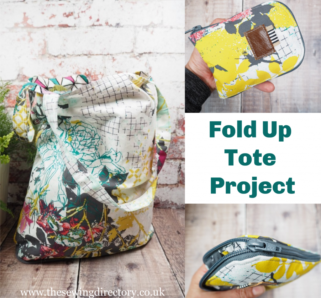 Sew your own plastic free shopping bag