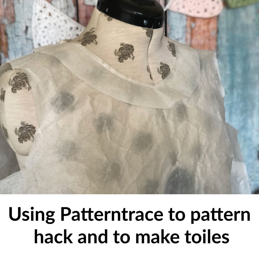 How to pattern hack with Swedish Tracing Paper