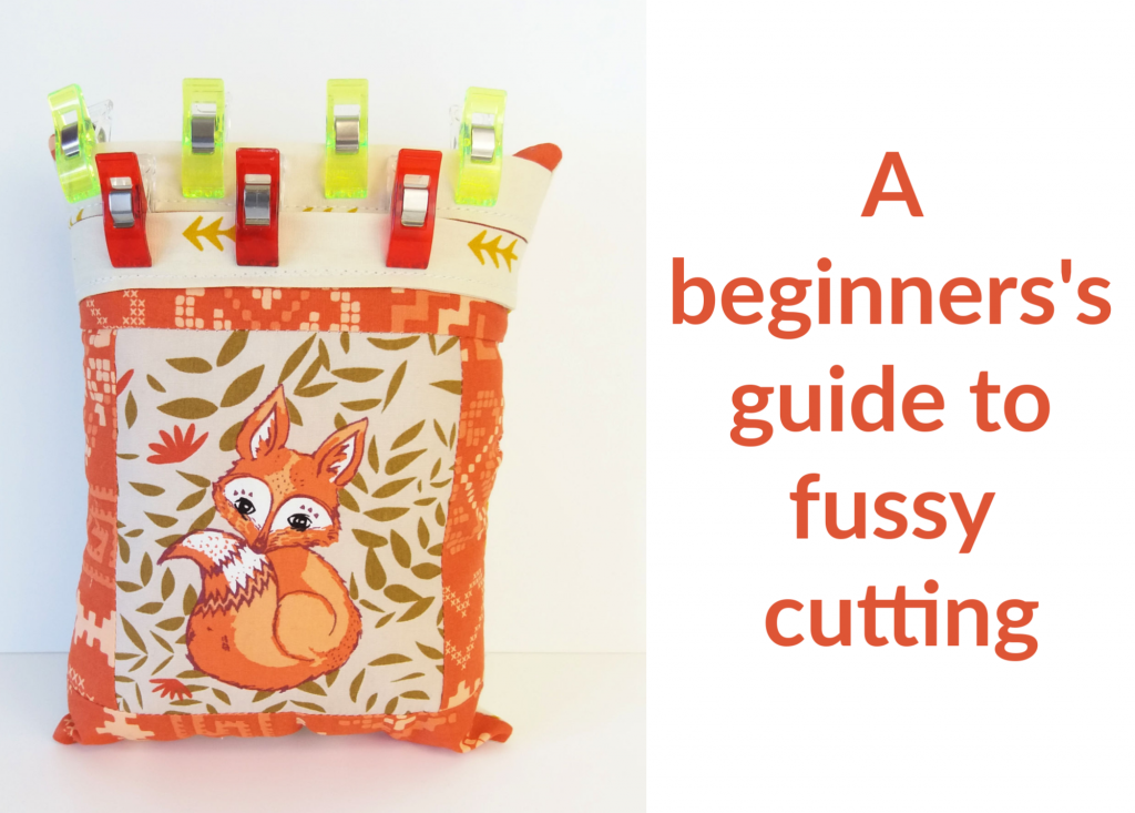 An introductory guide to fussy cutting