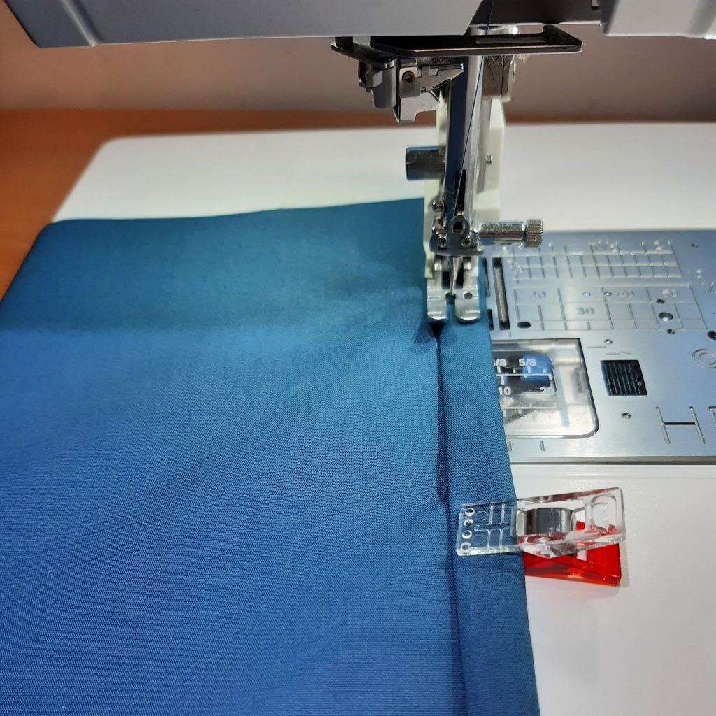 How to make an envelope back cushion cover
