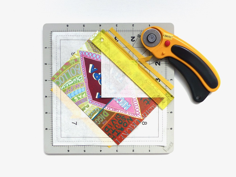 Learn how to sew a foundation pieced economy block