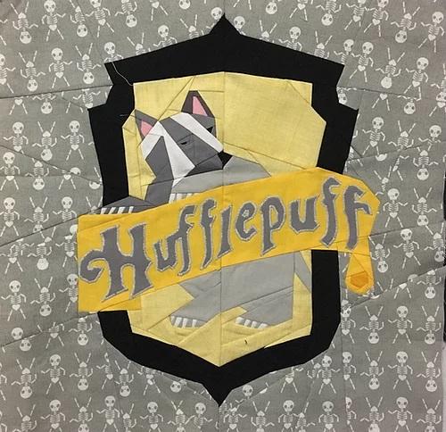 Free Harry Potter foundation pieced patterns