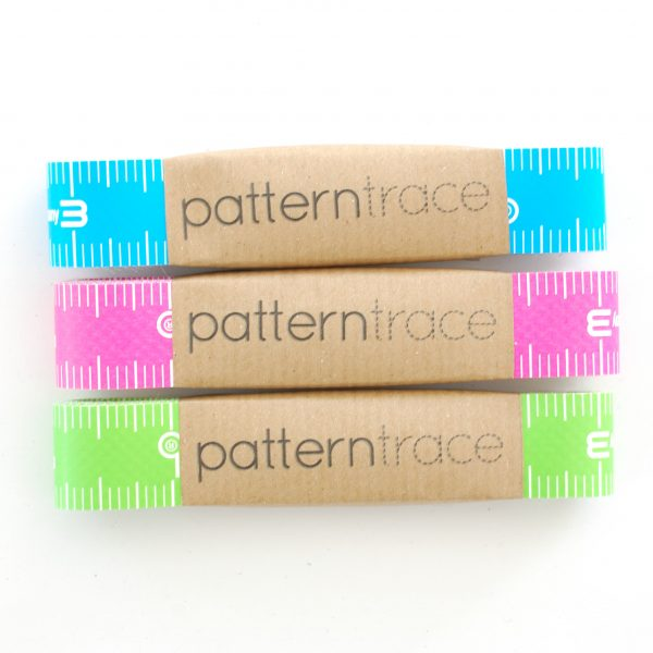 blue pink green quality sewing measuring tape