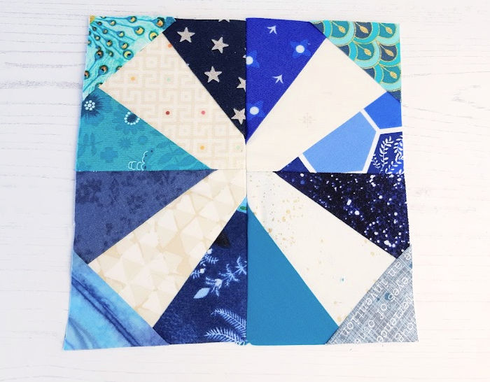 Easy scrap blocks for quilts