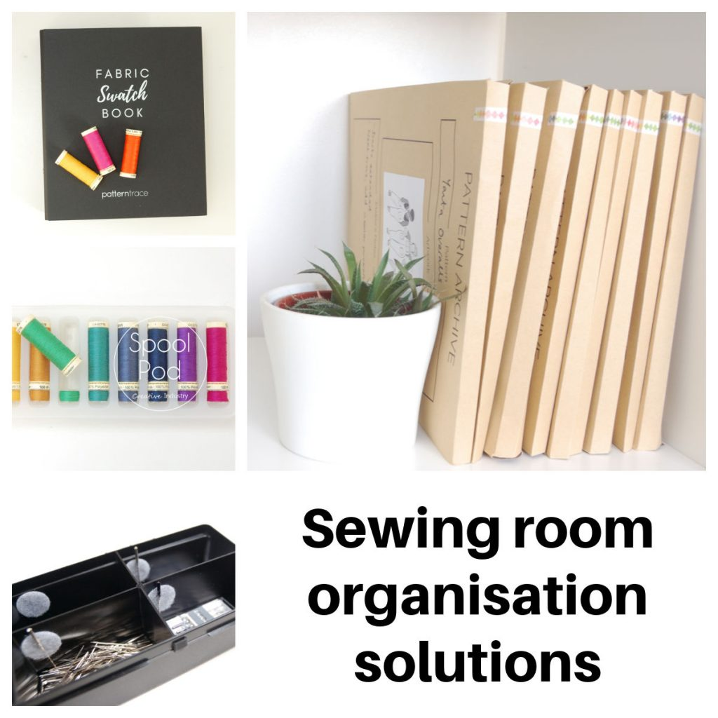 Products to help you organise your sewing room