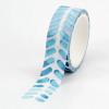 Blue Batik sawing Washi tape