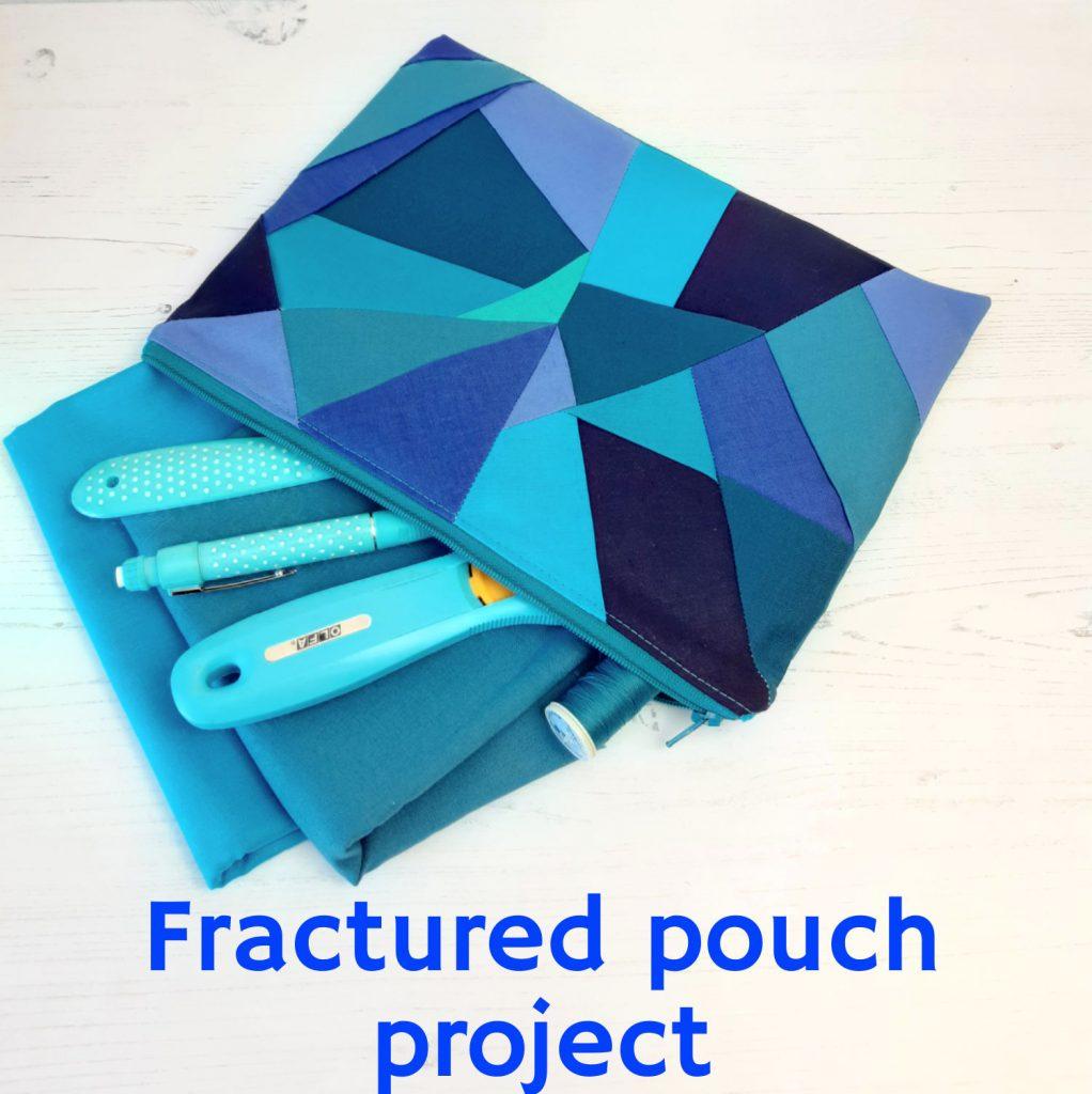 Free foundation pieced pattern