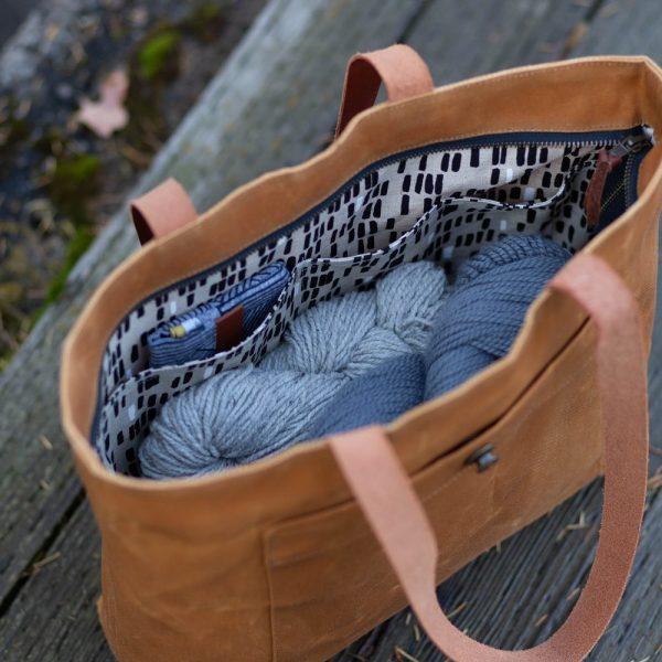 Easy bag making patterns for beginners