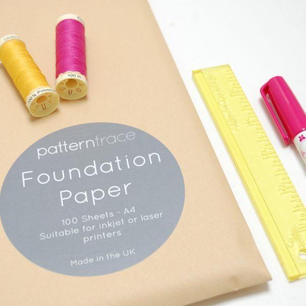Beginners Foundation Paper Piecing bundle