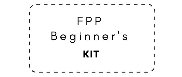 foundation paper piecing beginner