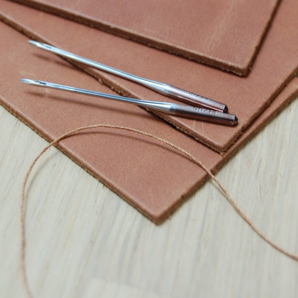 Best needles for sewing leather UK