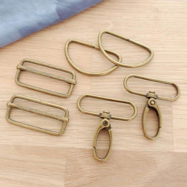 Buckthorn bag hardware kit