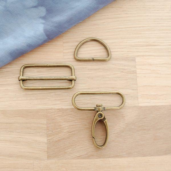 sandhill bag hardware kit