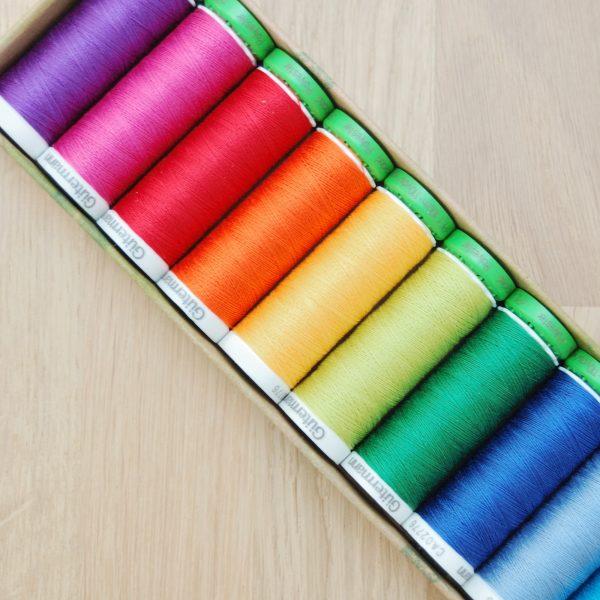 Eco friendly sewing thread