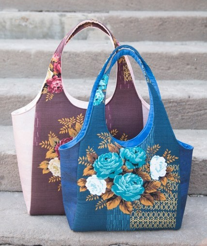 Free bag pattern from Sew Sweetness