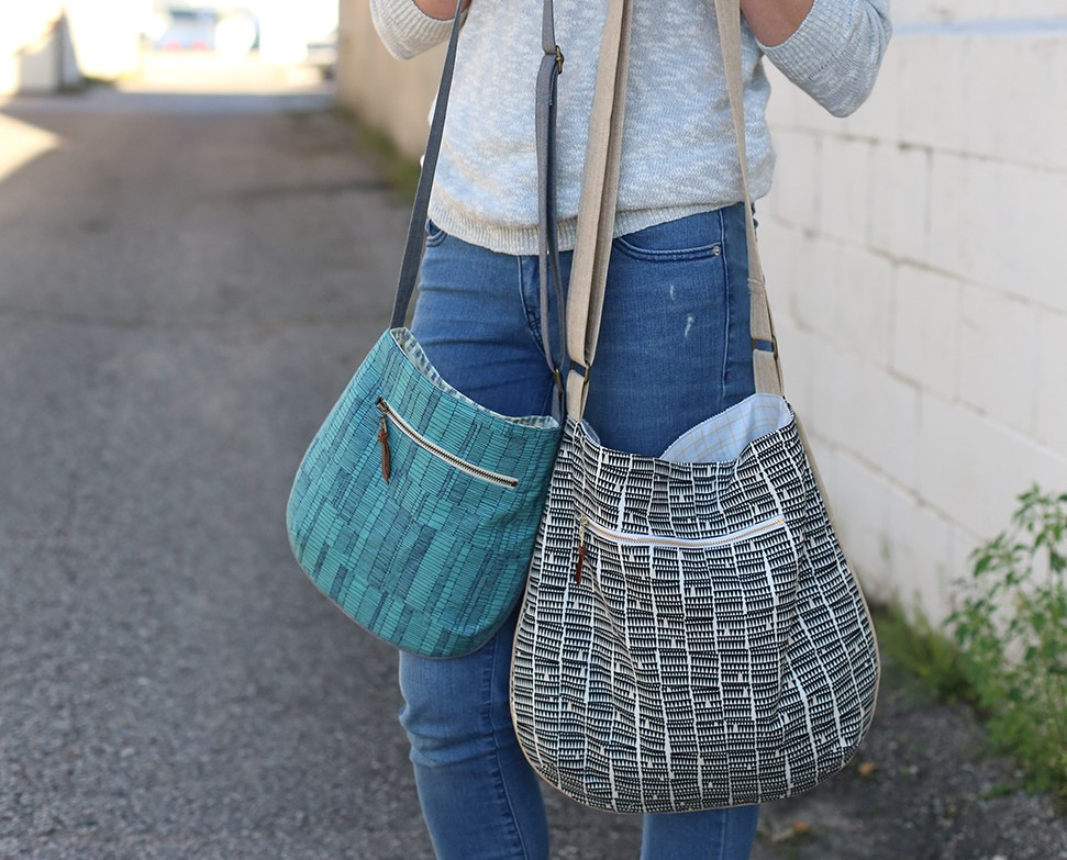 Free bag pattern from Noodlehead
